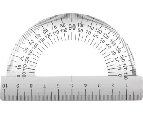 Транспортир Спейс 10см металл ТС-10-532