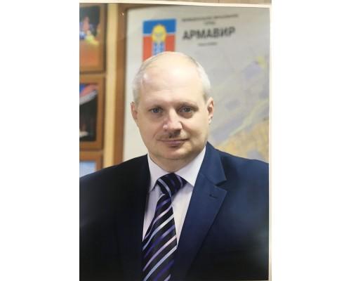 Портрет Мэр Харченко  фото А4