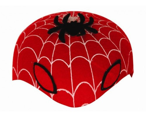 Шапка-маска маскарадная для детей фетр 26855 Феникс