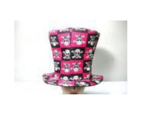 Шляпа маскарадная полиэстер 59-60см 26897 Феникс