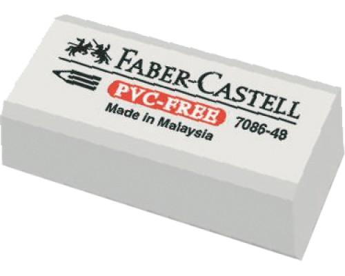 Ластик Faber Castell 7086 винилов.31*15*12мм