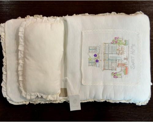 Конверт Cassiope с подушкой для девочки 421026