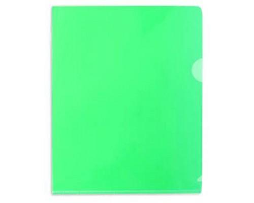Папка-уголок Berlingo А5 180мкр зеленая