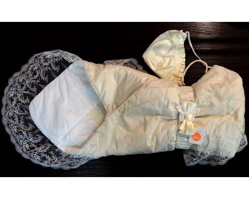 Одеяло детское Лео Зимний вальс 100*100+шапка