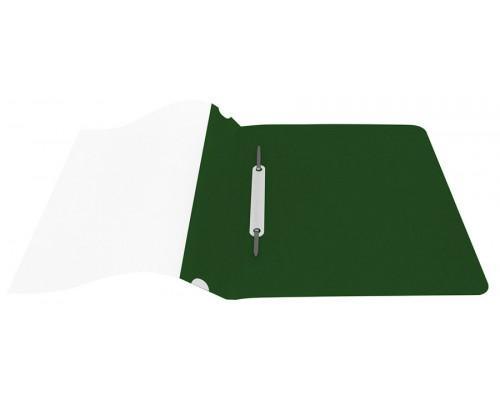 Скоросшиватель А5 Бюрократ зеленый  PSL-20A5-grn