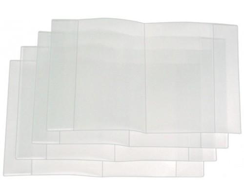 Обложка для тетрадей и дневников 100мкр У100-10Т 100/1600
