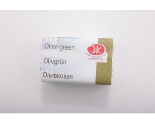 Акварель оливковая кювета 1911727