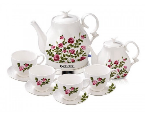 Набор чайный 10пр Centek Roses керам СТ-1059