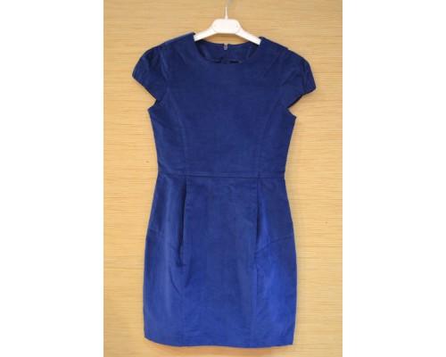Платье GWDT5003 14 синий(41)