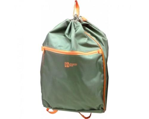 Рюкзак Феникс Зеленый мешок молодежный 52*34*22см 39415