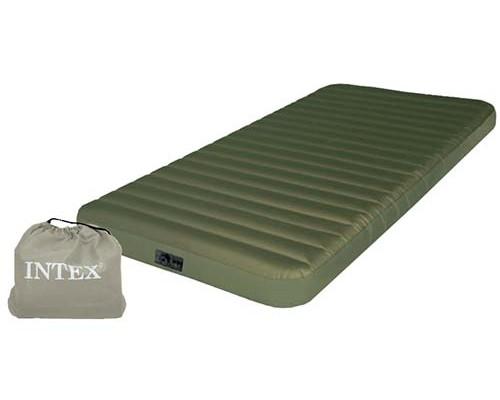 кровать надувная размером 76х191х15см (размер спального места 76х191с