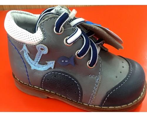Ботинки д/мал 7-801601302 (19)