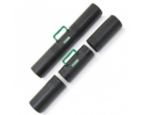 Тубус с ручкой Стамм 3-х секц черный д-650мм ПТ41
