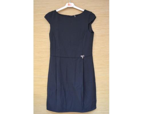 Сарафан серый 7 Одежек 16077 р164