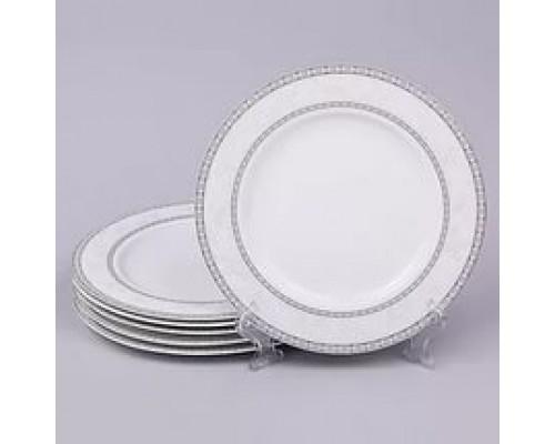 Тарелка плоская 19см Baron Silver 63133