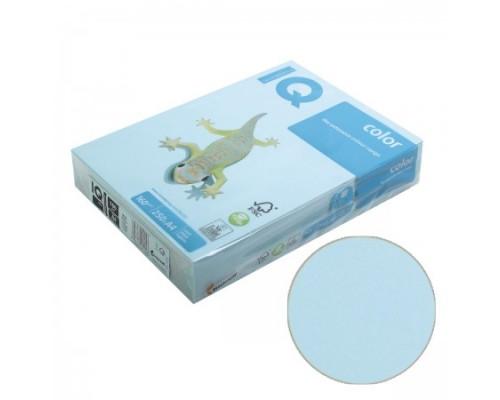Бумага офисная IQ Color 160г AB48 А4 250л светло-синий Mondi