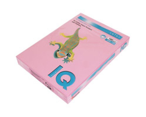 Бумага офисная IQ Color 160г PI25 А4 250л розовый Mondi