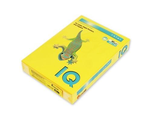 Бумага офисная IQ Color 80г IG50 А4 500л горчичный Mondi