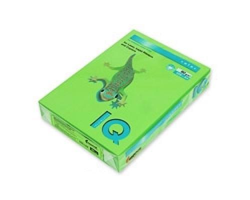 Бумага офисная IQ Color 80г MA42 А4 500л ярко-зеленый Mondi