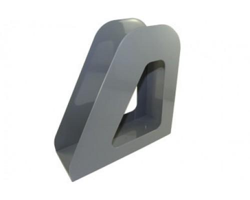 Лоток вертикальный Стамм Фаворит серый ЛТ706