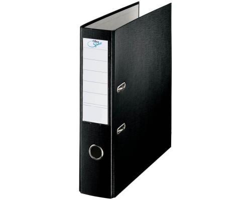 Папка-регистратор 70мм Спейс черная AFbv70-5/252016