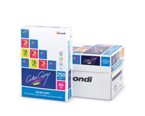 Бумага офисная Color copy 250г А4 125л Mondi